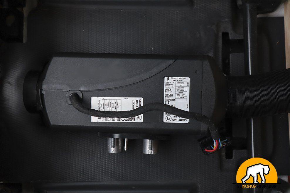 Sistemas Duales para furgoneta camper