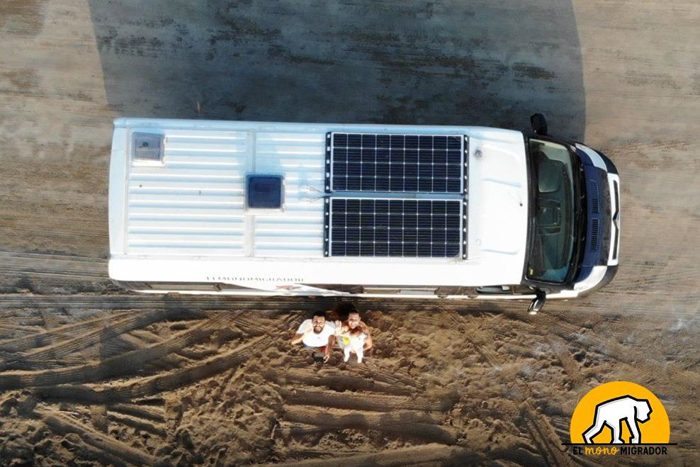 Instalación Solar Furgoneta Camper