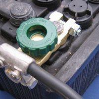 Interruptor/ Desconector Batería Camper