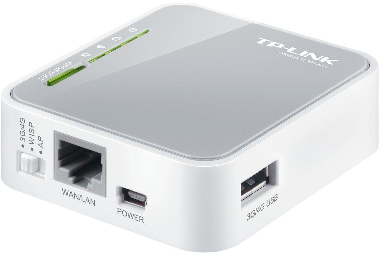 Mi-Fi Router inalámbrico N 3G/4G portátil