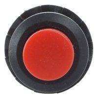 Interruptor 12v Kit 10 Boton Rojo Redondo