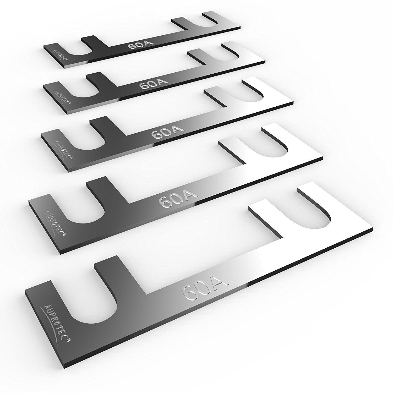 Kit 5 Fusibles MIDI 60A